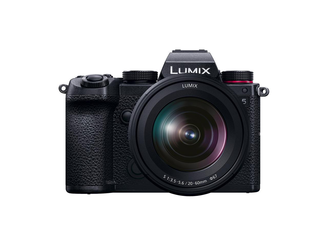 画像1: パナソニックはフルサイズミラーレスカメラ「LUMIX S5」を 発表。2020年9月下旬発売!