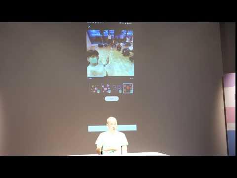 画像: リコー発のスタートアップ「ベクノス社」の全天球カメラ「IQUI」発表会の動画。 www.youtube.com