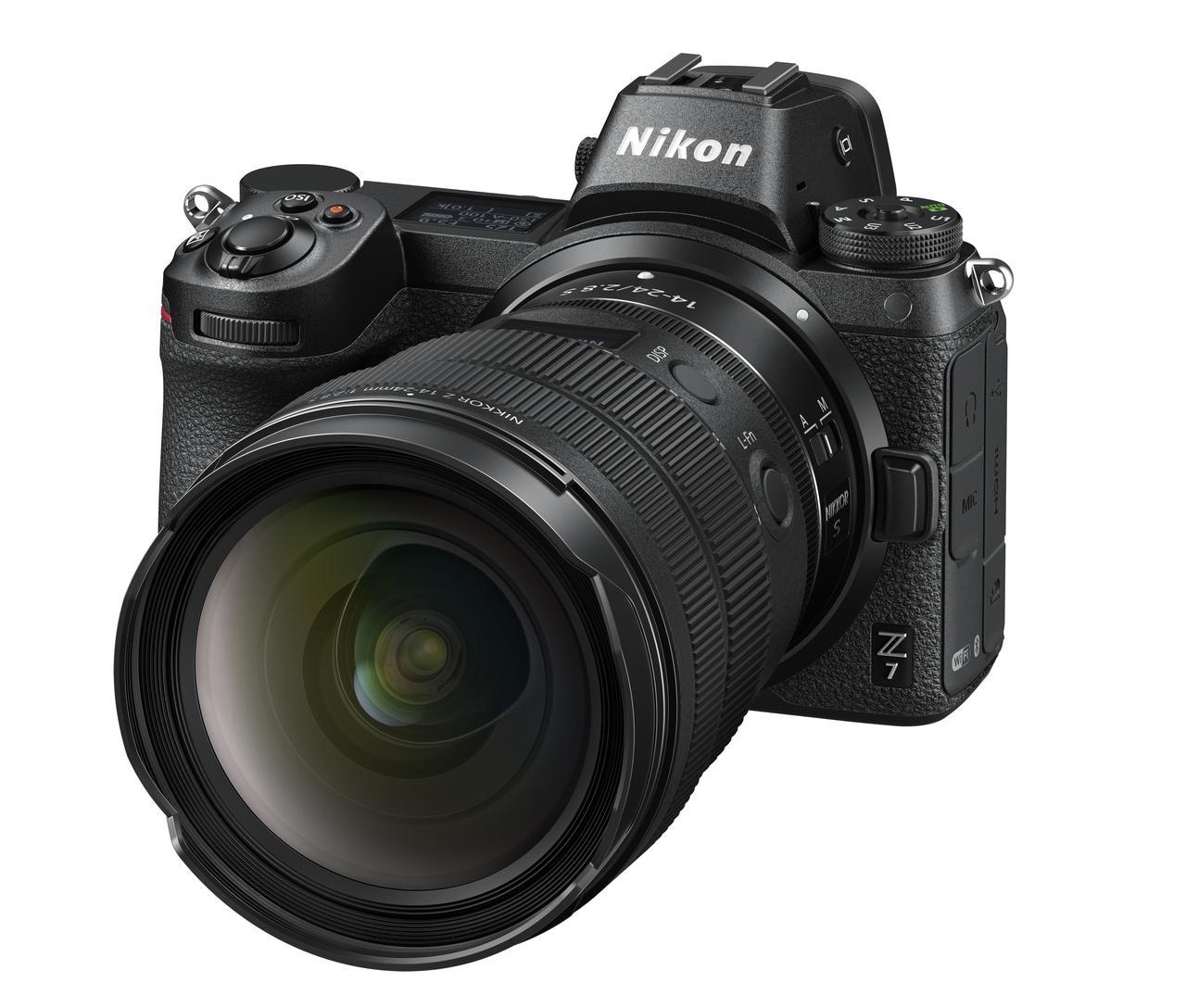 画像: ニコン Zシステム用大三元ワイドズーム NIKKOR Z 14-24mm f/2.8 S は10月30日に発売!