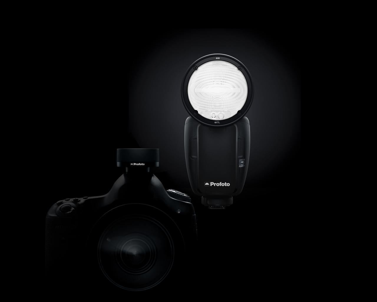 画像4: Profoto は多機能小型ストロボ「Profoto A10」 を発売。 価格は税別11万9800円。