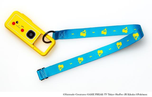 """画像4: キヤノンは「iNSPiC REC」のポケモンデザインモデル """"iNSPiC REC PIKACHU MODEL"""" を発売!"""