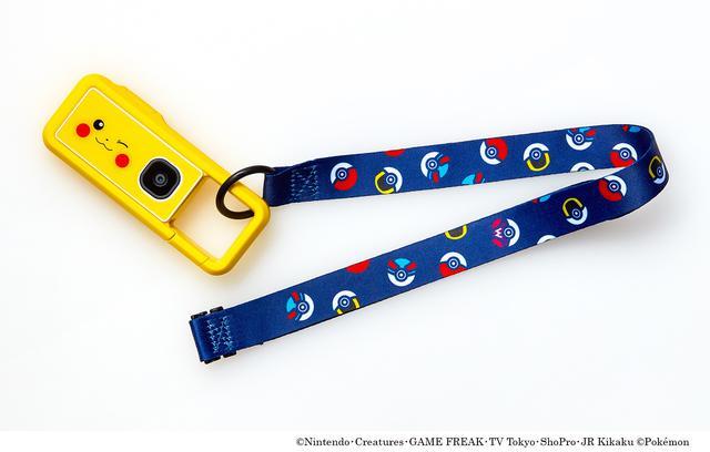 """画像3: キヤノンは「iNSPiC REC」のポケモンデザインモデル """"iNSPiC REC PIKACHU MODEL"""" を発売!"""