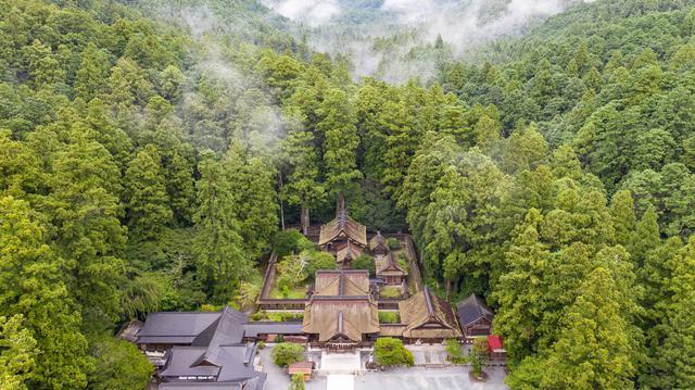 画像: ▲遠江国一宮小國神社の全景。