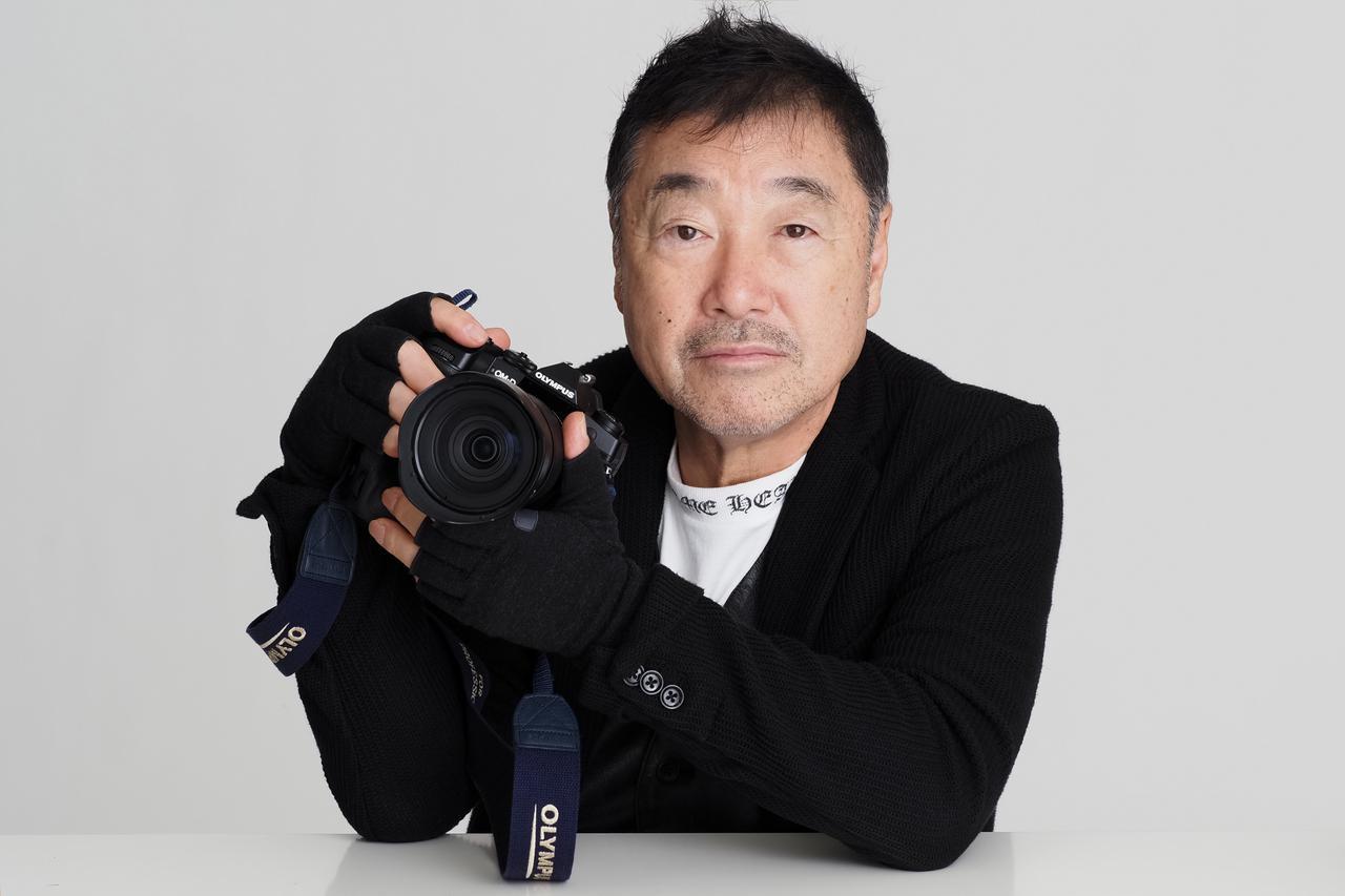 画像: 山岸伸さんプロフィール