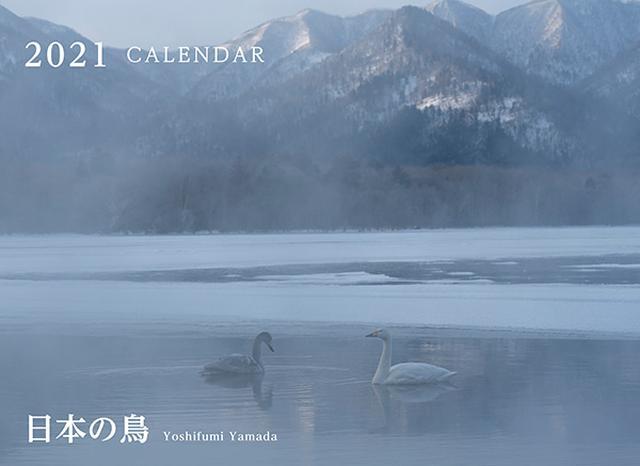 画像: カメラマン 2021カレンダーシリーズ 28 山田芳文 「日本の鳥」-モーターマガジン Web Shop