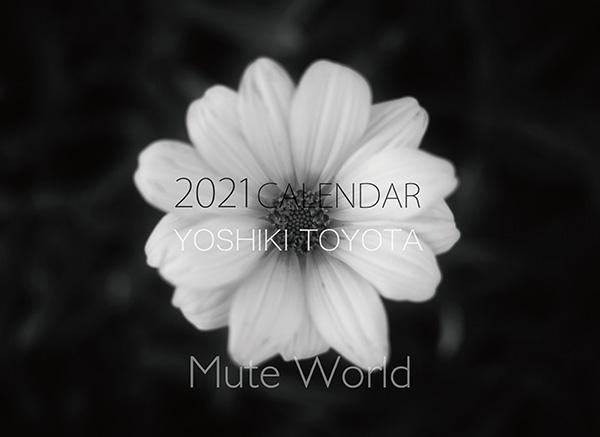 画像: カメラマン 2021カレンダーシリーズ 20 豊田慶記 「Mute World」-モーターマガジン Web Shop