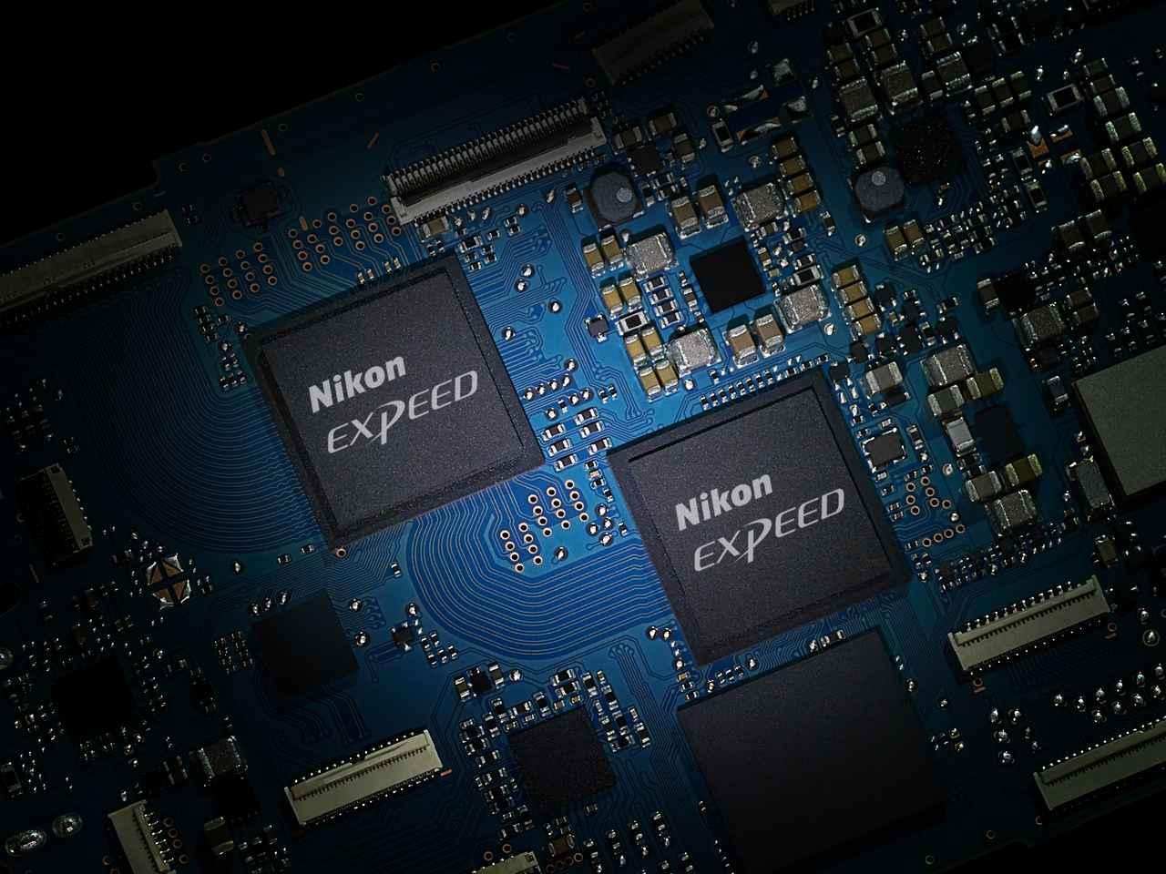 画像: ▲画像処理エンジンは「EXPEED 6」をデュアルで搭載。