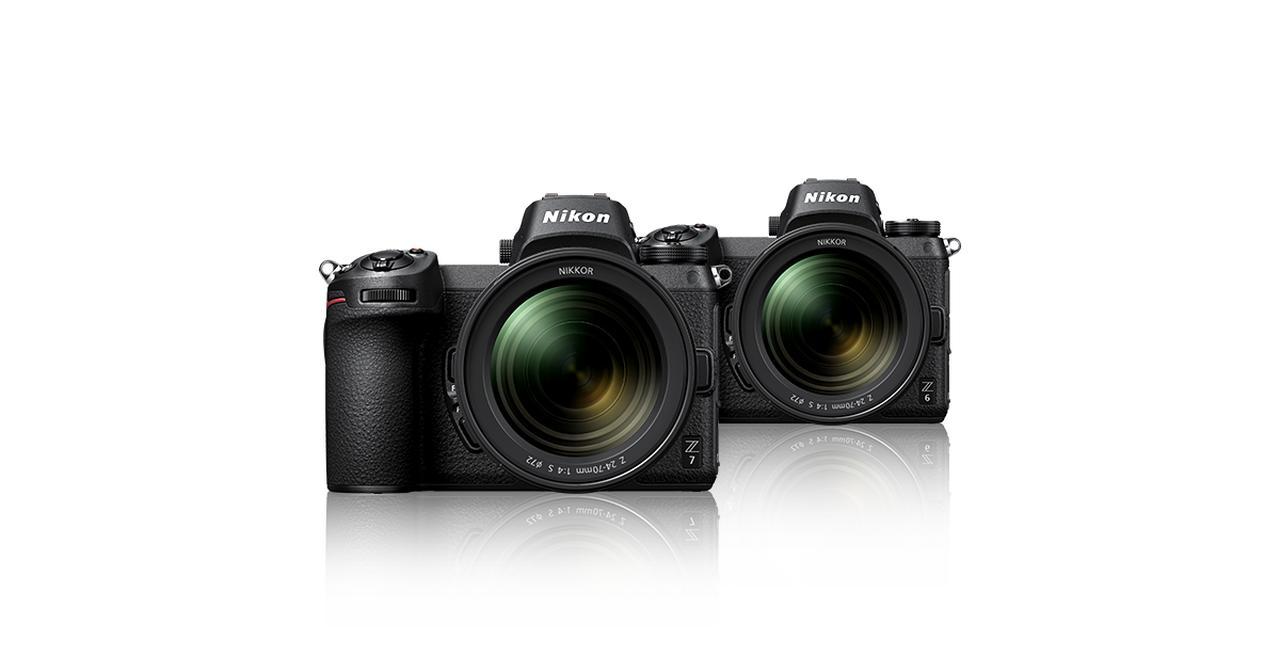 画像: ミラーレスカメラ | ニコンイメージング