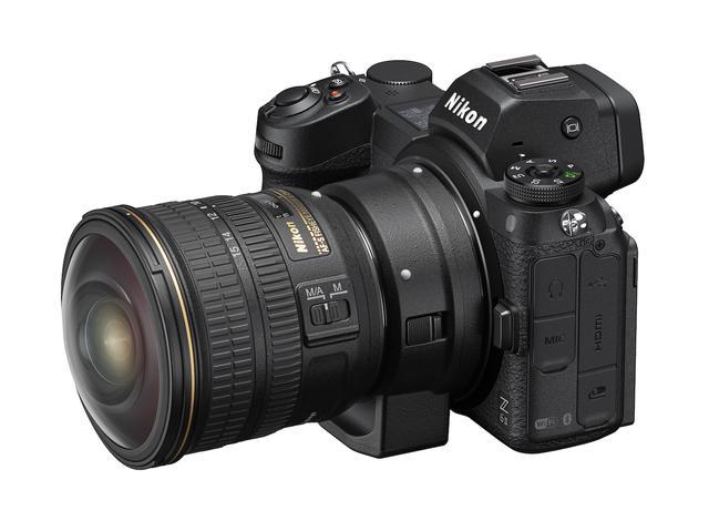 画像: ▲Z 6IIも幅広いユーザーに支持を受けるカメラに仕上がっている。