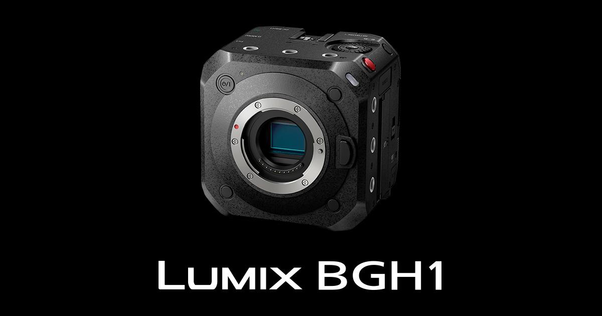 画像: DC-BGH1   Gシリーズ 一眼カメラ    商品一覧   デジタルカメラ LUMIX(ルミックス)   Panasonic