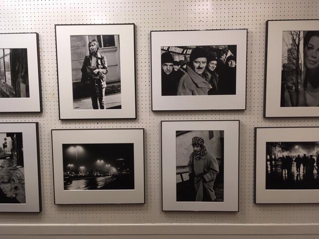 画像1: 中藤毅彦写真展『Winterlicht』。約20年前の中東欧を撮影したシリーズ、それらをビンテージプリントとして展示しています。