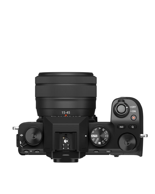 画像2: 富士フイルムは小型軽量のミラーレスカメラ「X-S10」を発表。 発売は2020年11月19日。ボディ単体で税別12万円。
