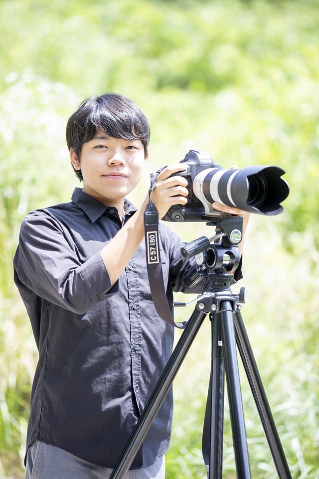 画像: 1995年大阪府生まれ 2018年大阪芸術大学芸術学部写真学科卒業 卒業後、都内の撮影スタジオでアシスタントとして勤務したのち2018年秋に入社。鉄道にまつわるあらゆる被写体を、スチールだけでなく映像作品などでも精力的に製作している。
