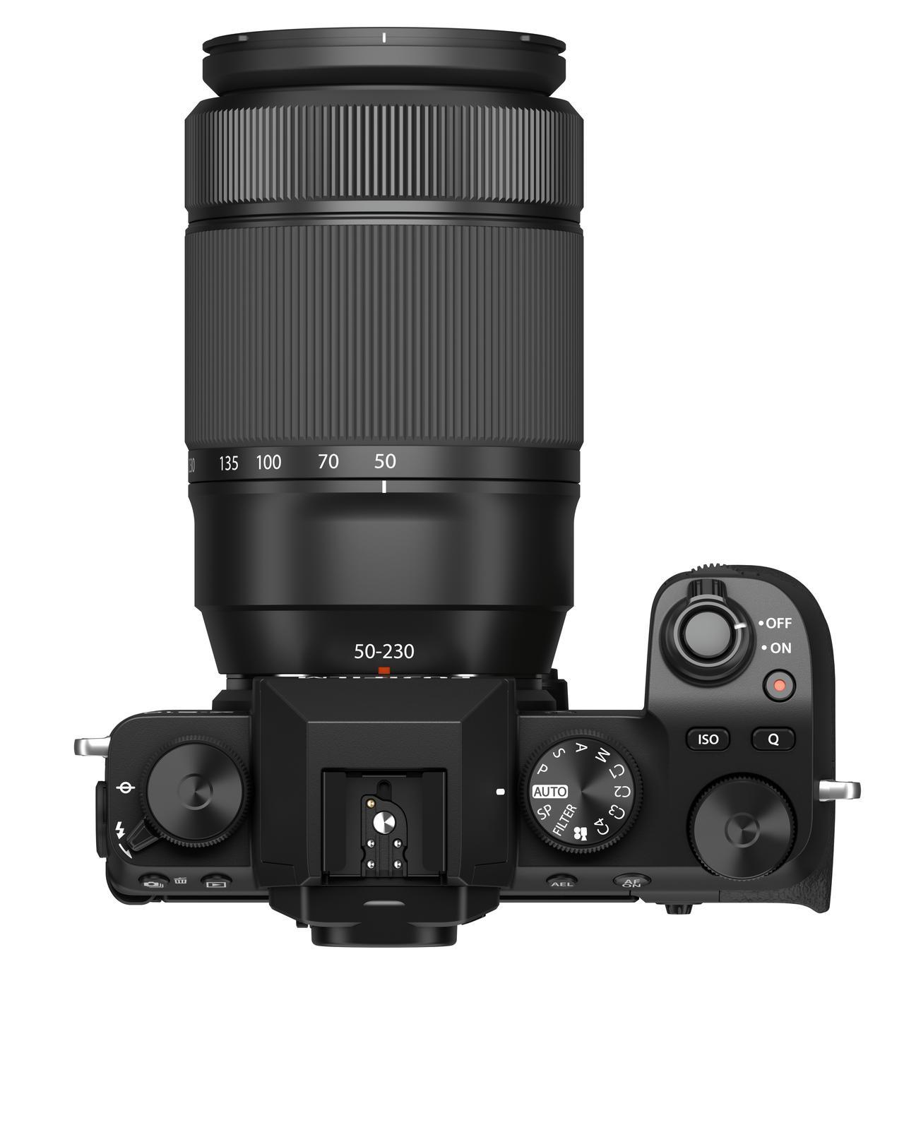 画像3: 富士フイルムは小型軽量のミラーレスカメラ「X-S10」を発表。 発売は2020年11月19日。ボディ単体で税別12万円。