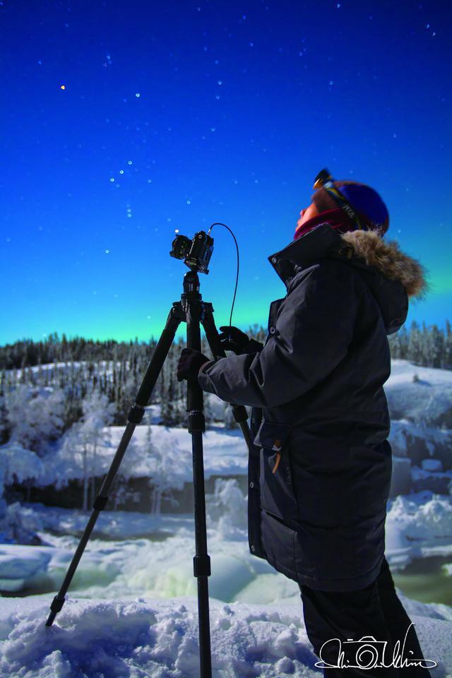 画像1: カメラマン2021カレンダーのご紹介Part28 内野志織さん「Aurora」