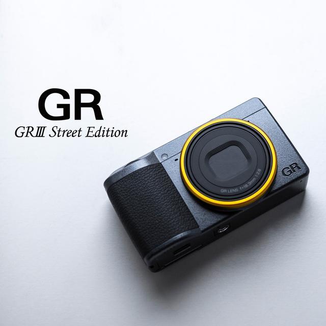画像: GR III / Street Edition / 製品 | RICOH IMAGING
