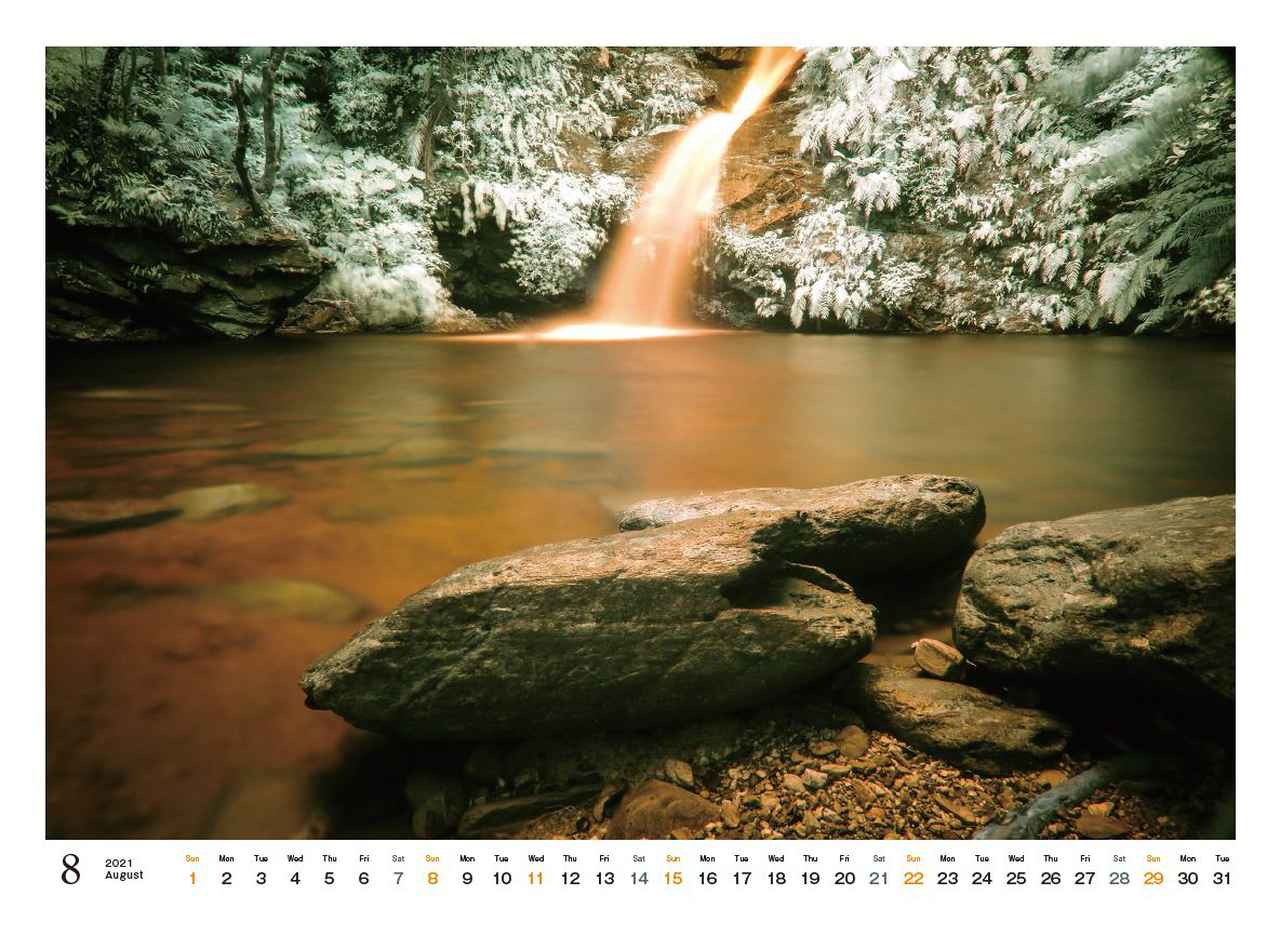 Images : 9番目の画像 - カメラマン2021カレンダー、荒幡信行「赤外線の情景」 - Webカメラマン