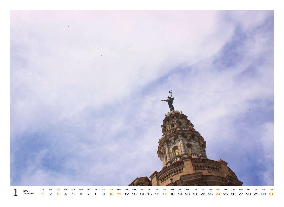 Images : 2番目の画像 - カメラマン2021カレンダー、伊勢谷浩一「Esperanza」 - Webカメラマン