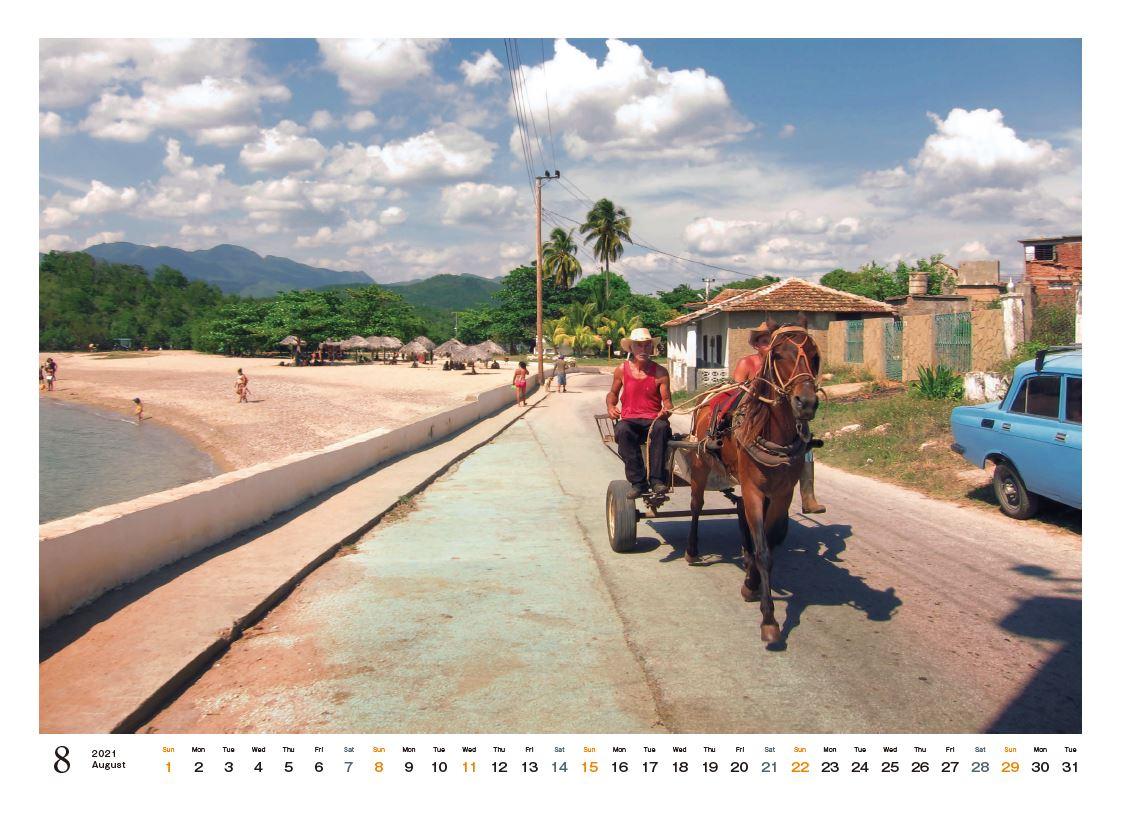 Images : 9番目の画像 - カメラマン2021カレンダー、伊勢谷浩一「Esperanza」 - Webカメラマン