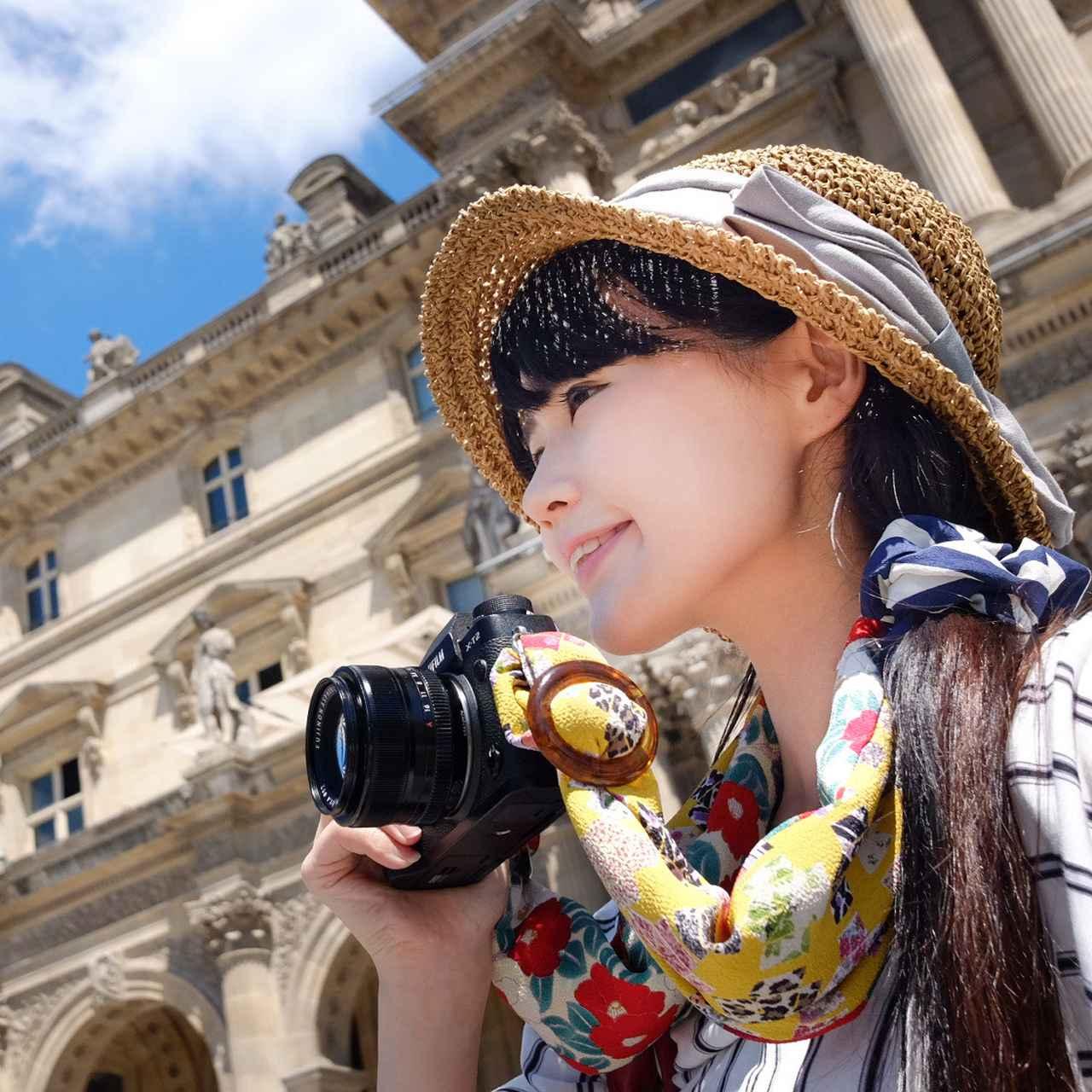 画像: 片岡三果さんのプロフィール