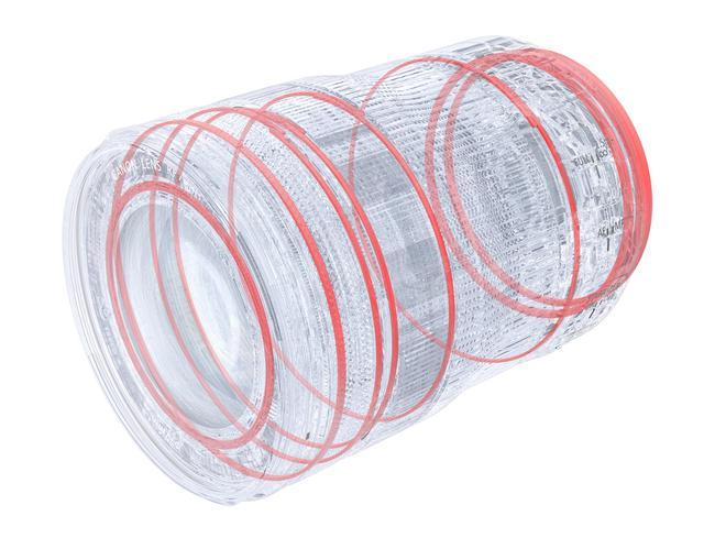 画像: ▲防塵・防滴のためのシーリングがマウント接合部、リング、スイッチ、鏡筒繰り出し部などに施されている。