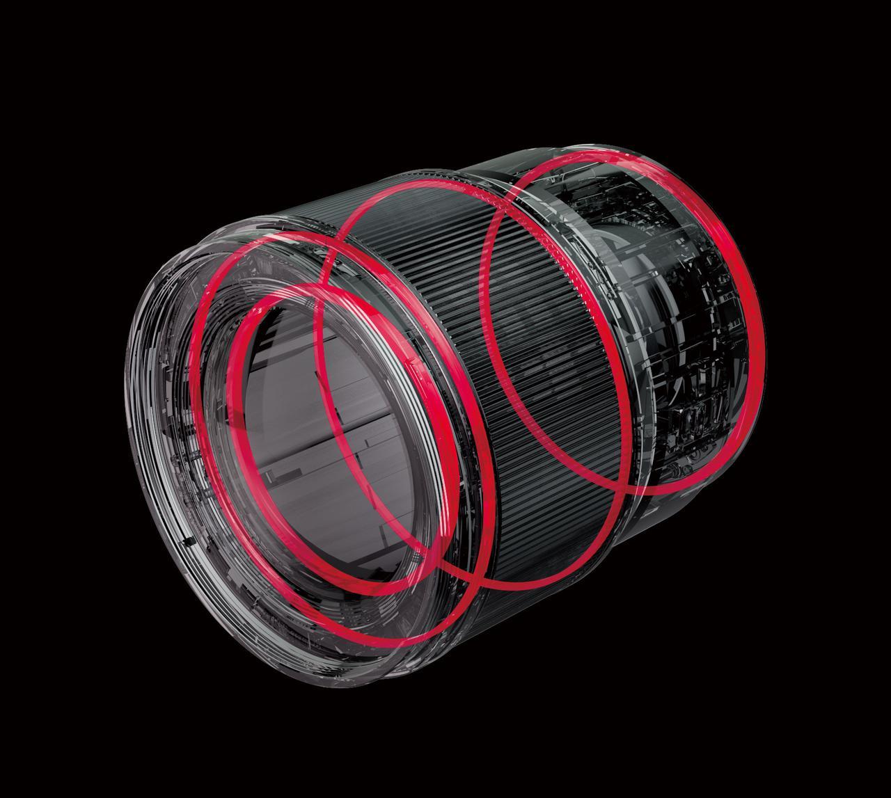 画像: ▲防塵・防滴のためのシーリングが施され、屋外の撮影でも安心だ。