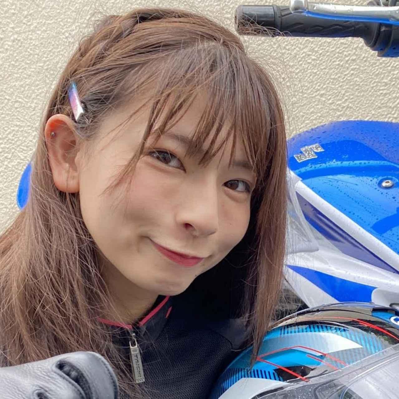 画像: Youtube 葉月美優のバイク日記