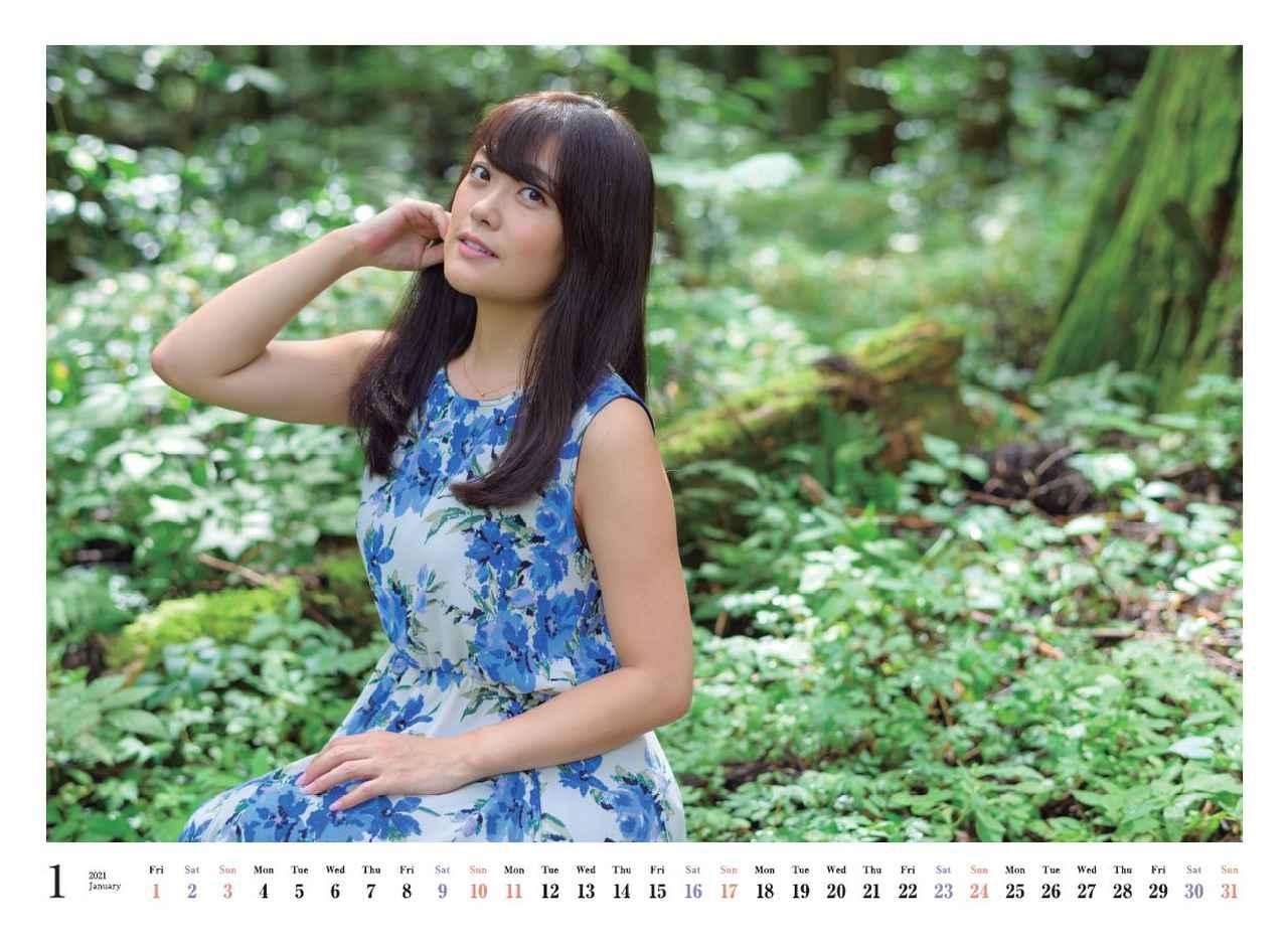 Images : 2番目の画像 - 「オートバイ×Webカメラマン 国友愛佳カレンダー2021」 - Webカメラマン