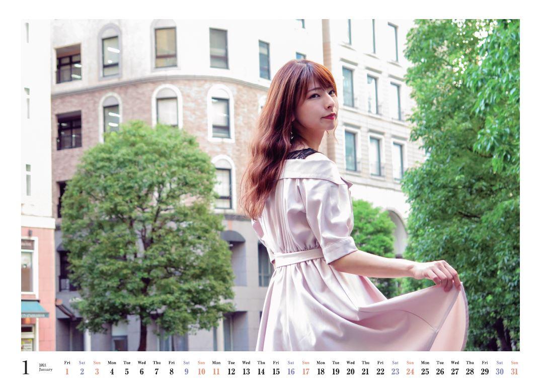 Images : 3番目の画像 - 葉月美優2021カレンダー - Webカメラマン