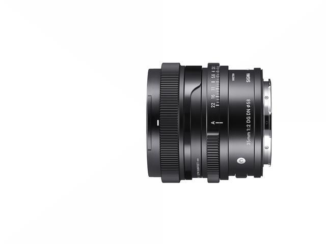 画像2: シグマは「SIGMA 35mm F2 DG DN |Contemporary」を発表。価格は税別7万8000円。発売は2020年12月8日予定。