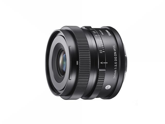 画像: シグマは「SIGMA 24mm F3.5 DG DN |Contemporary」を発表。価格は税別6万7000円。発売は2021年1月22日予定。