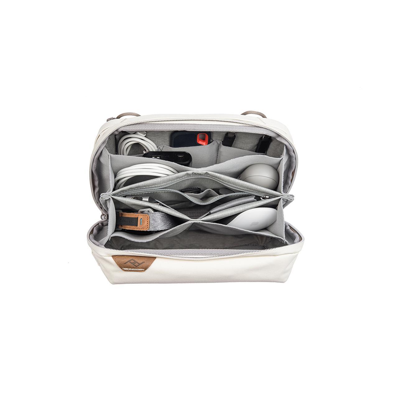 画像3: 銀一はPeakDesign「Tech Pouch(テクポーチ)」の新色を発表。発売は2020年12月11日。