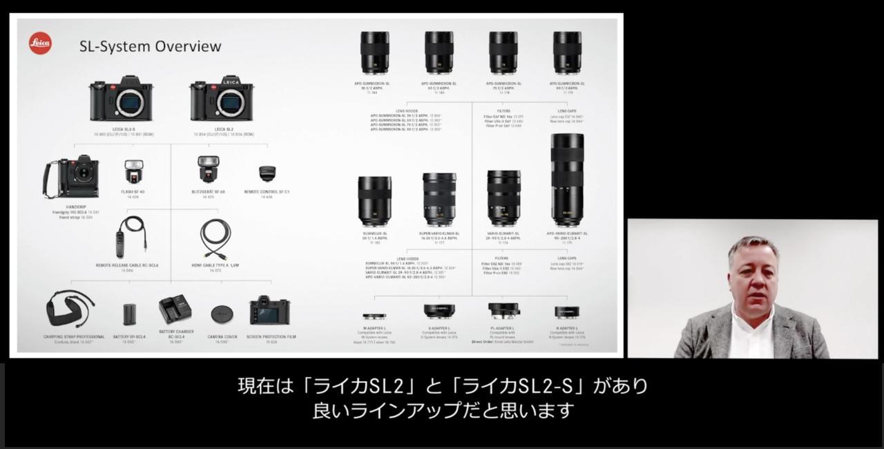画像2: ライカカメラ社、開発統括責任者、ステファン。ダニエル氏のコメント