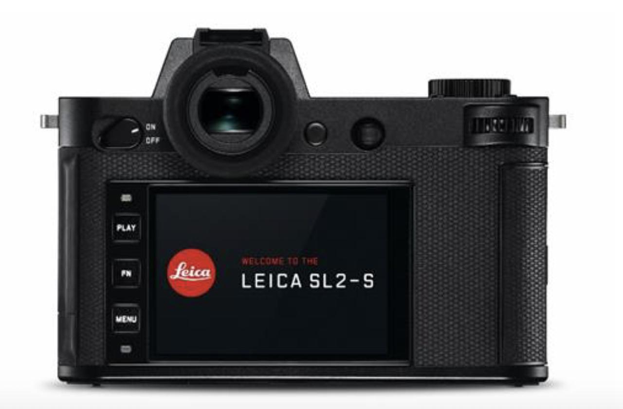画像1: ライカカメラ社は「ライカSL2-S」を2020年12月17日より発売。