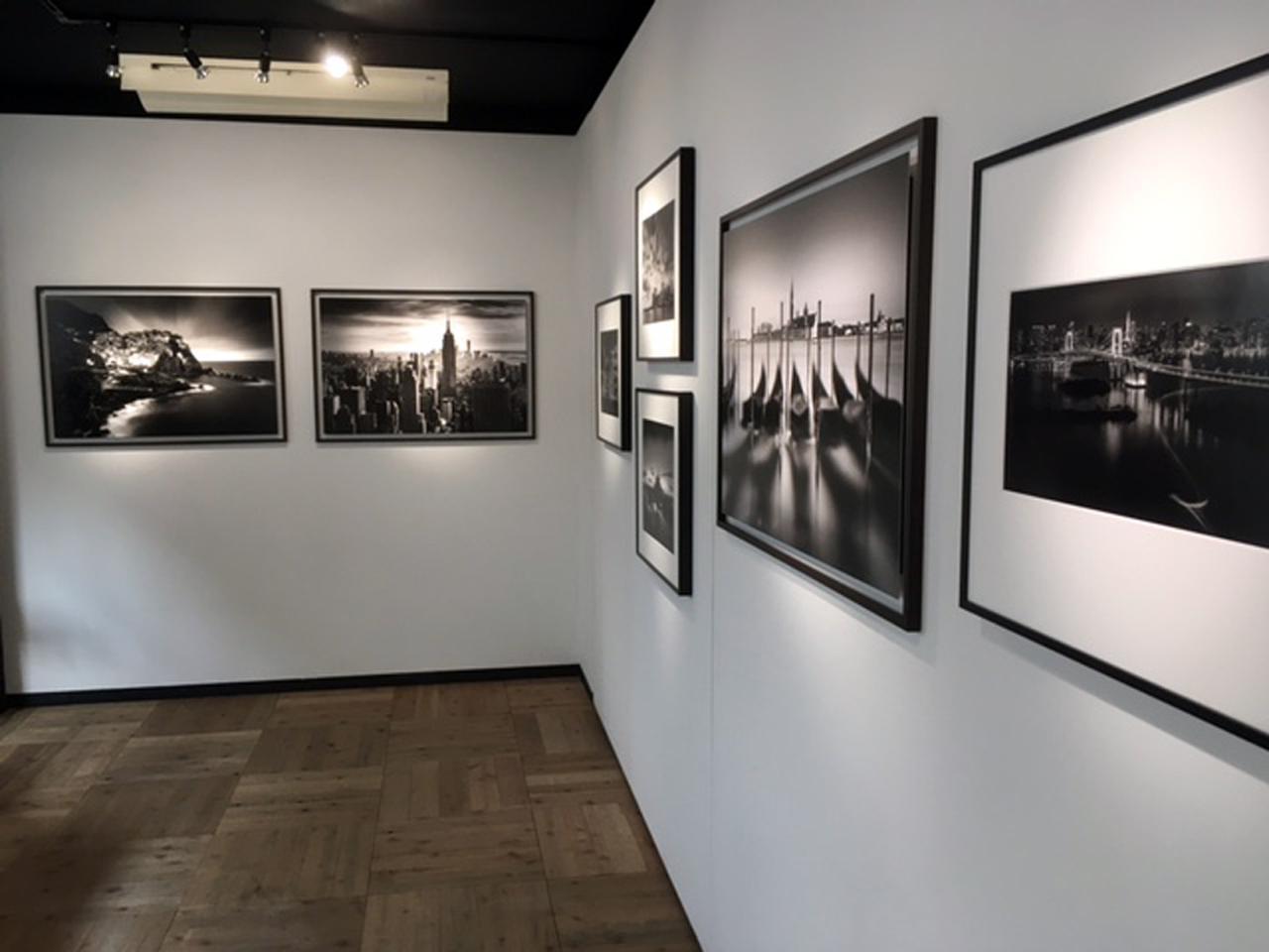 画像2: 藤村大介写真展『CAPTURE TIME』。長時間露光による黒白の風景写真が迫力100%です。