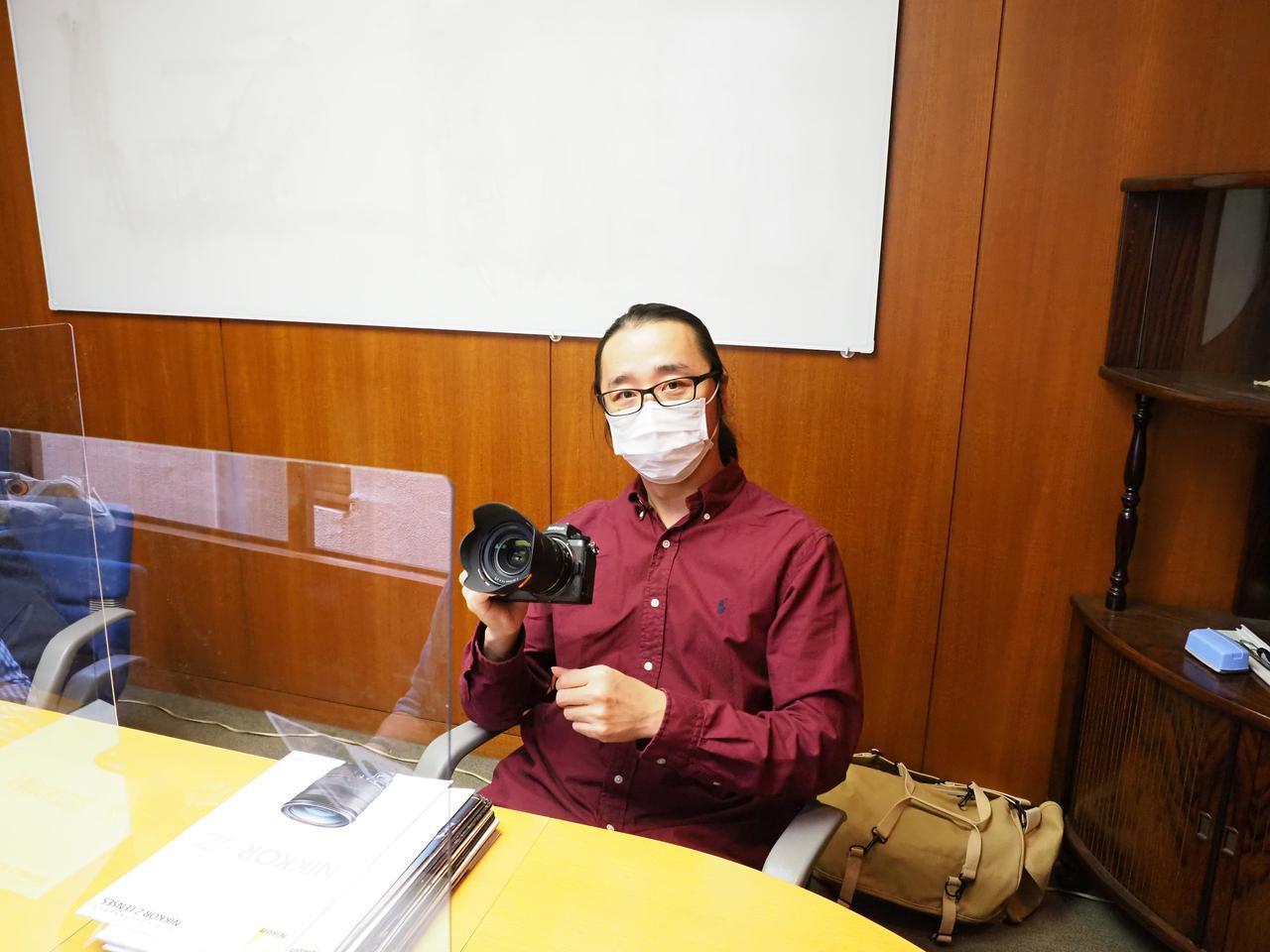 画像: 「間違いだらけのカメラ選び」=DEMO 2   もっきりグラス - Webカメラマン