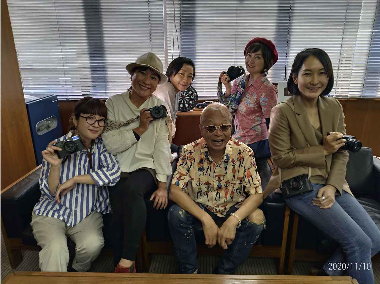画像: 「間違いだらけのカメラ選び」企画史上初の女性写真家によるトークバトルも注目です! cameraman.motormagazine.co.jp