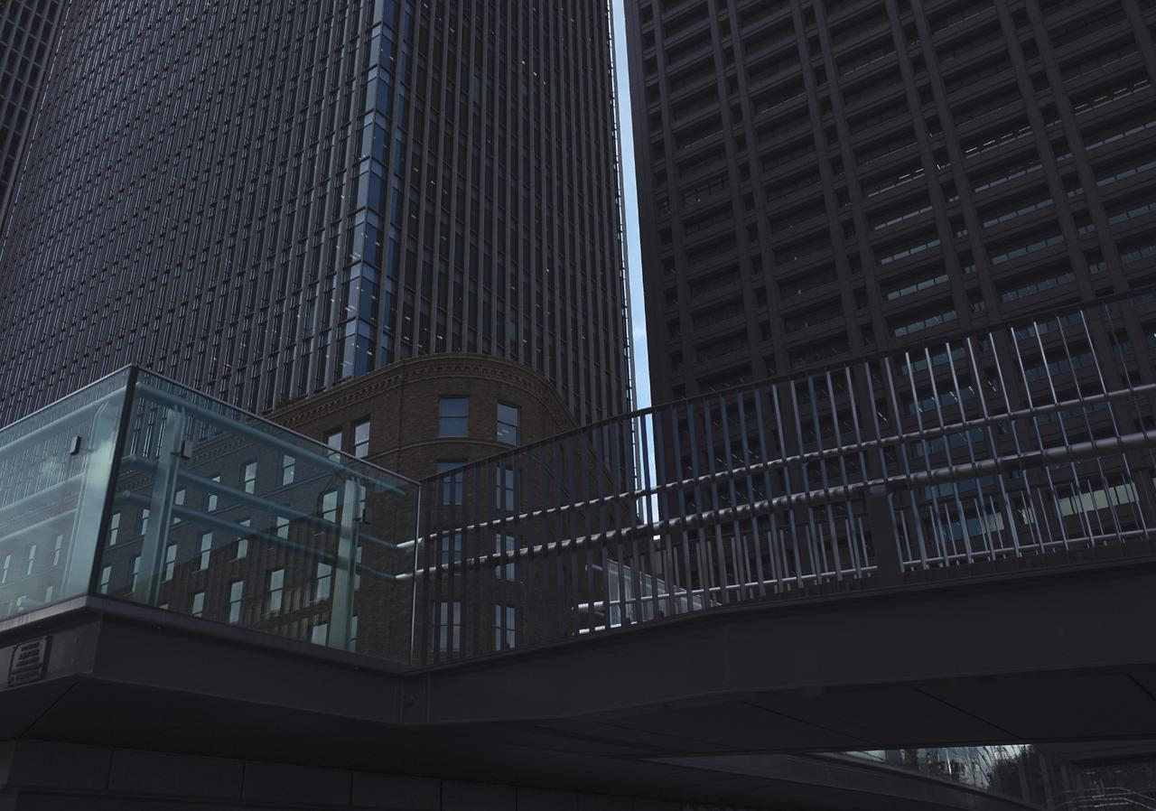 画像2: ©︎森朝子「みえない空」
