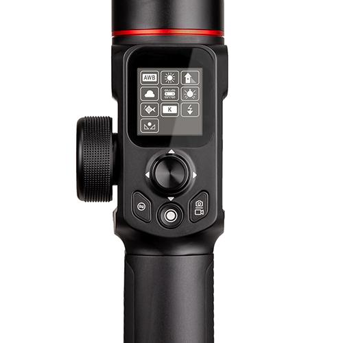 画像: カメラの撮影制御(設定変更)も可能だ。