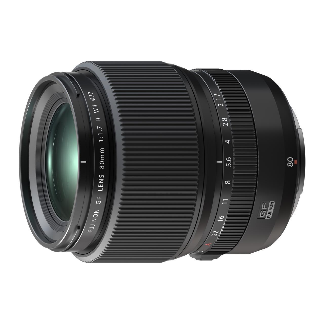 画像: 新レンズ GF80mF1.7R WR