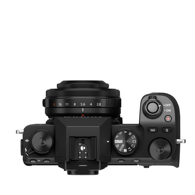 画像3: 同社X-S10に装着した状態。