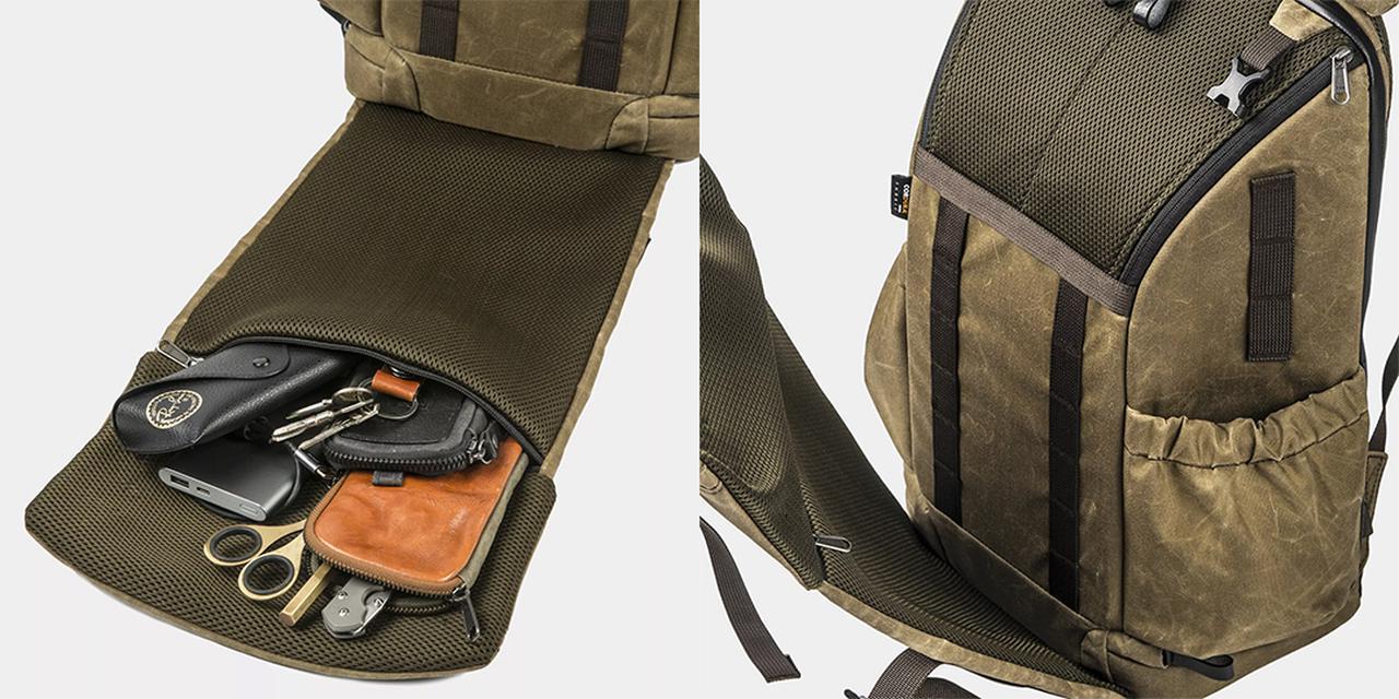 画像7: オリエンタルホビーはヴォータンクラフトの新製品 「パイロット バックパック 20L」を発売開始。