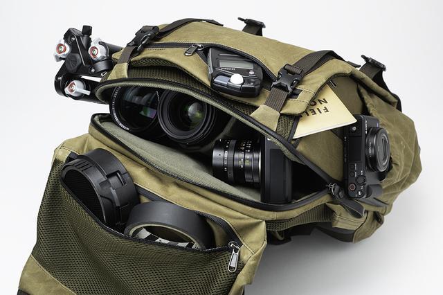 画像6: オリエンタルホビーはヴォータンクラフトの新製品 「パイロット バックパック 20L」を発売開始。