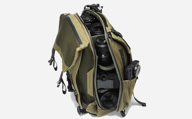 画像5: オリエンタルホビーはヴォータンクラフトの新製品 「パイロット バックパック 20L」を発売開始。