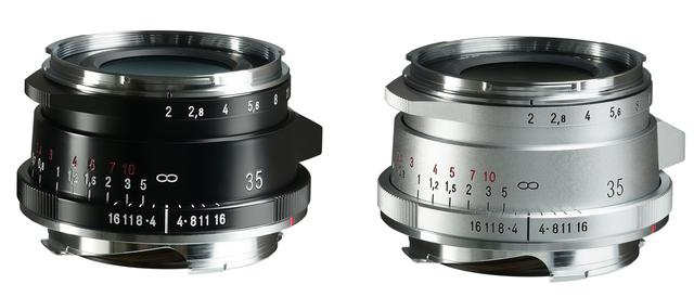 画像: ULTRON Vintage Line 35mm F2 Aspherical TypeⅡ VM 9万9000円(税込)