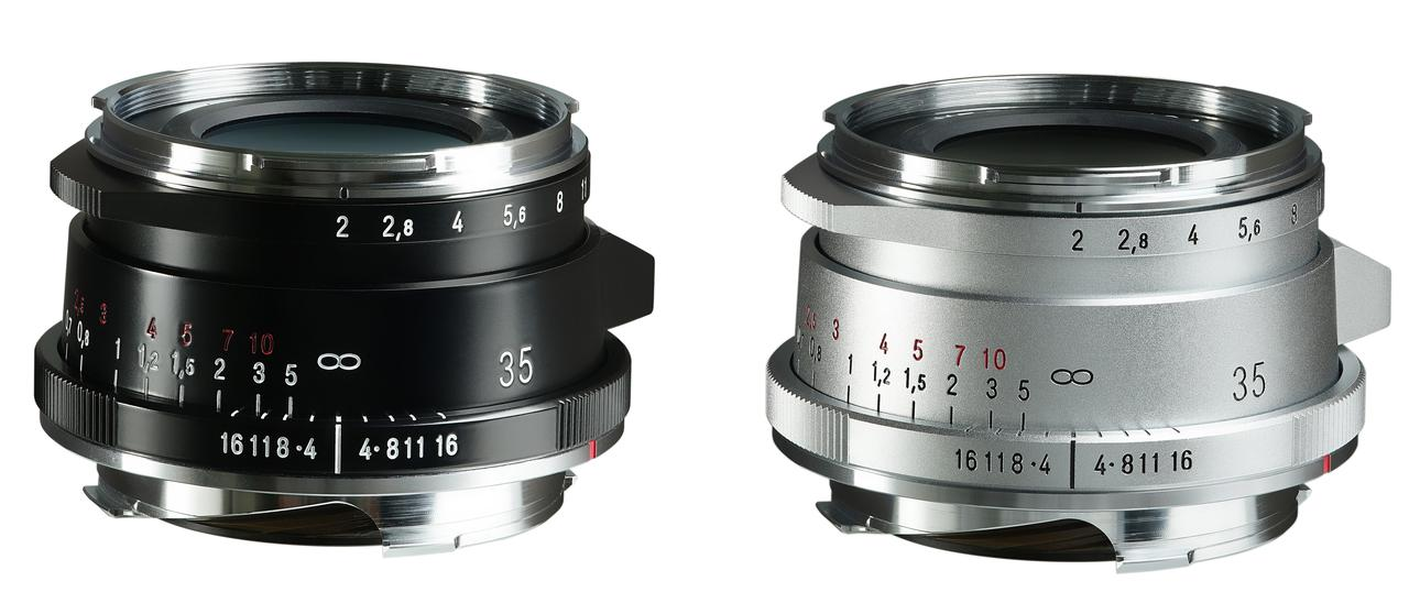 画像: ULTRON Vintage Line 35mm F2 Aspherical TypeⅡ VM 9万9000円(税込)