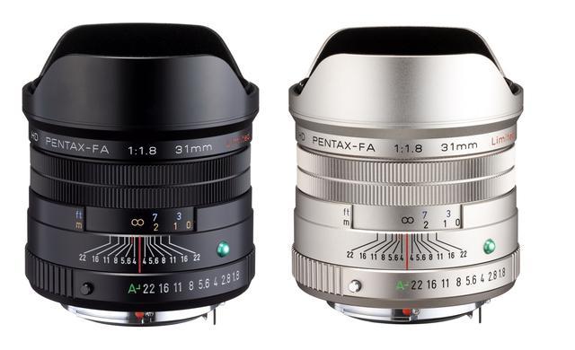 画像: HD PENTAX- FA31mmF1.8 Limited