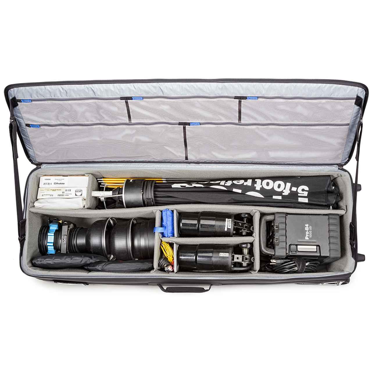 画像3: 銀一はthinkTANKphoto新製品「V2.0 Rolling Cases」を 3月5日より発売!