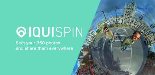 画像: IQUISPIN -360° photo editor- - Apps on Google Play