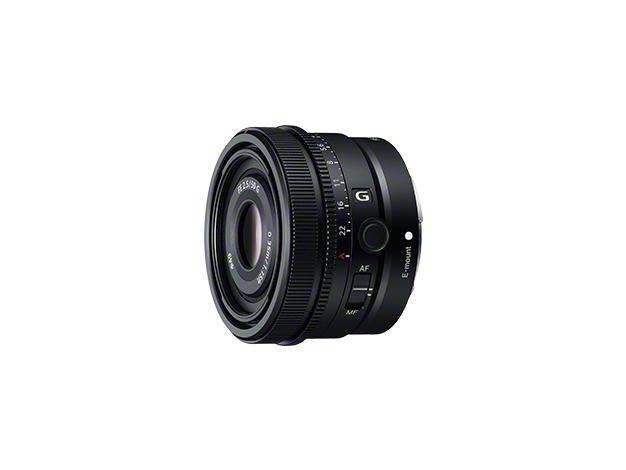 画像: SEL50F25G | デジタル一眼カメラα(アルファ) | ソニー